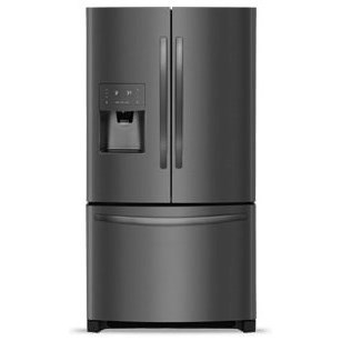 French Door Refrigerators 21.9 Cu.Ft. French Door Counter-Depth Fridge by Frigidaire at Fisher Home Furnishings