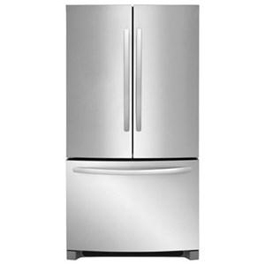 Frigidaire French Door Refrigerators 22.4 Cu.Ft. French Door Counter-Depth Fridge