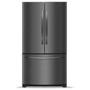 French Door Refrigerators 27.6 Cu. Ft. French Door Refrigerator by Frigidaire at Fisher Home Furnishings