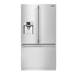 22.6 Cu. Ft. French Door Counter-Depth Refrigerator with PureSource® Ultra II Water Filtration