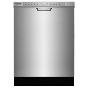 "Frigidaire Frigidaire Gallery Dishwashers Frigidaire Gallery 24"" Built-In Dishwasher"