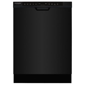 "Frigidaire Frigidaire Gallery Dishwashers Frigidaire Gallery 24"" Built-In Dishwasher"
