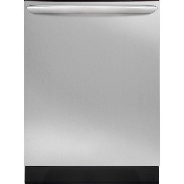 "Frigidaire Gallery Dishwashers Gallery 24"" Built-In Dishwasher by Frigidaire at Furniture and ApplianceMart"