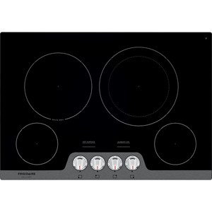 "30"" Electric Cooktop with Ceramic Glass Top"