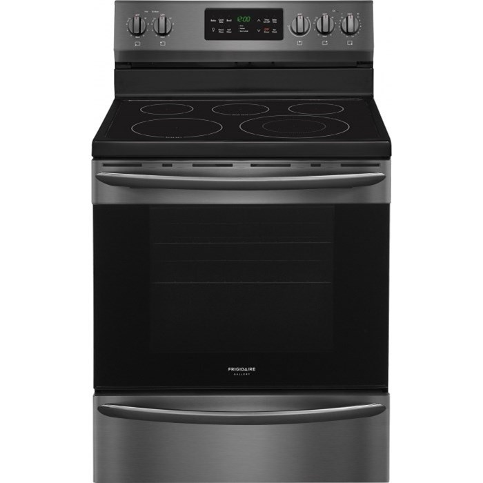 "Frigidaire Gallery Electric Ranges 30"" Gallery Electric Range by Frigidaire at Fisher Home Furnishings"
