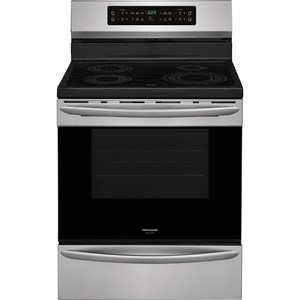 "30"" Freestanding Induction Range"