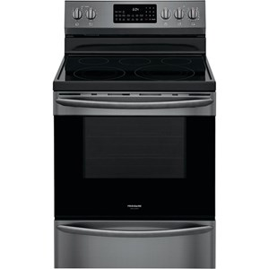 30'' Freestanding Electric Range with Air Fry