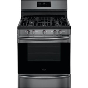 30'' Freestanding Gas Range with Air Fry