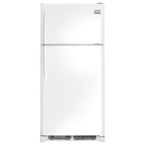 Frigidaire Frigidaire Gallery Top-Freezer Refrigerators Custom-Flex™ 18.2 Cu. Ft. Top Freezer Fridge