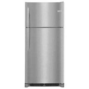 Frigidaire Frigidaire Gallery Top-Freezer Refrigerators Custom-Flex? 18.0 Cu. Ft. Top Freezer Fridge