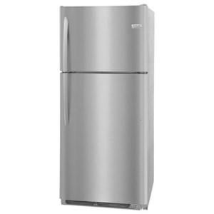 Frigidaire Frigidaire Gallery Top-Freezer Refrigerators Custom-Flex? 20.3 Cu. Ft. Top Freezer Fridge