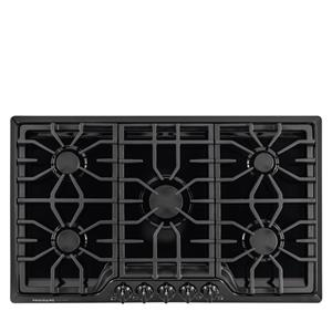 "Gallery 36"" Gas Cooktop with 5 Sealed Burners"