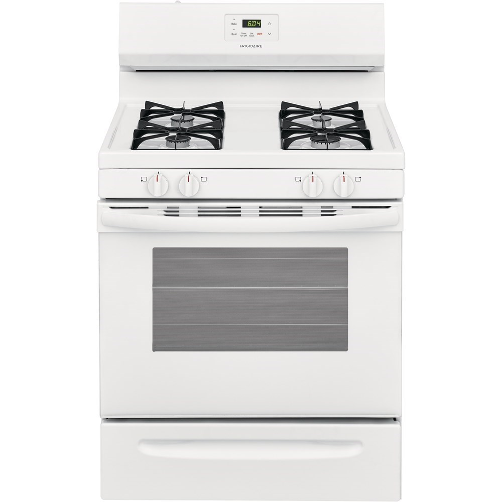 """Gas Range 30"""" Gas Range by Frigidaire at Furniture and ApplianceMart"""