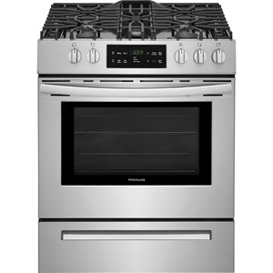 "30"" Front Control Freestanding Gas Range"