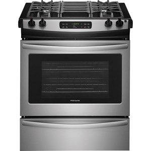 "Frigidaire Gas Range 30"" Slide-In Gas Range"