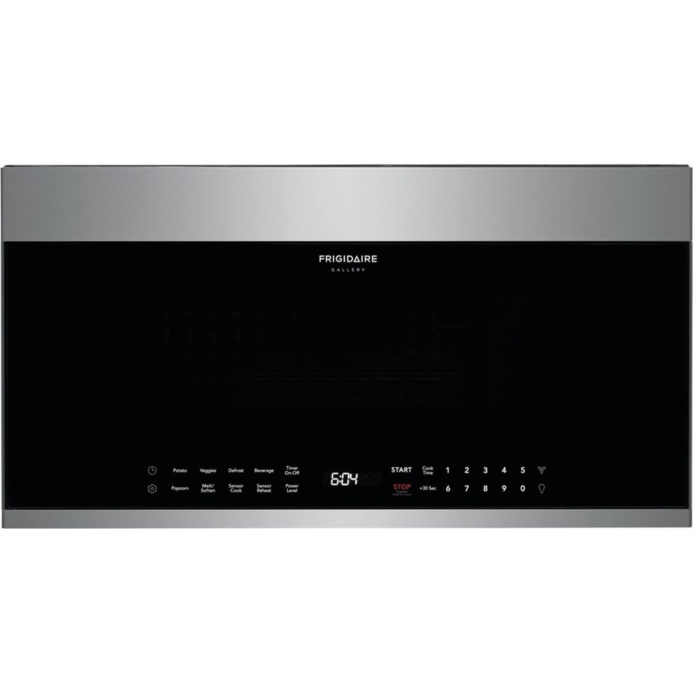 Microwaves 1.9 Cu. Ft. Over-The-Range Microwave by Frigidaire at Westrich Furniture & Appliances