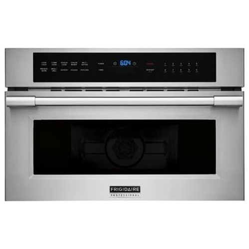 """Microwaves 30"""" Built-In Convection Microwave Oven by Frigidaire at Furniture and ApplianceMart"""