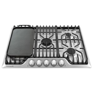 """Frigidaire Professional Collection - Cooktops 30"""" Frigidaire Professional Gas Cooktop"""