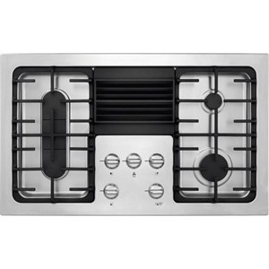 """Frigidaire Professional Collection - Cooktops 36"""" Gas Downdraft Cooktop"""