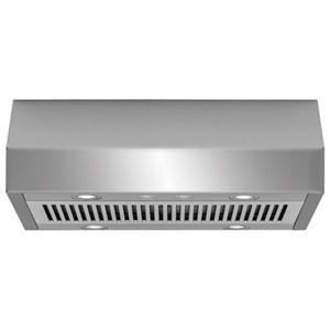 "Frigidaire Professional Collection - Ventilation 30"" Under Cabinet Range Hood"