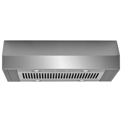 """Professional Collection - Ventilation 36"""" Under Cabinet Range Hood by Frigidaire at Furniture and ApplianceMart"""