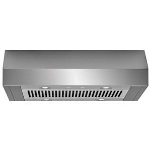 "Frigidaire Professional Collection - Ventilation 36"" Under Cabinet Range Hood"
