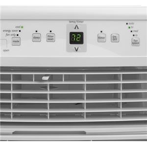 Frigidaire Room Air Conditioners 8,000 BTU  Window-Mounted Slider / Casement