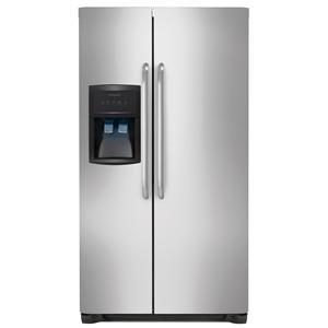 Frigidaire Side-By-Side Refrigerators 22.6 Cu. Ft. Side-by-Side Refrigerator