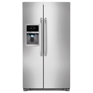 Frigidaire Side-By-Side Refrigerators 23 Cu. Ft. Side-by-Side Refrigerator