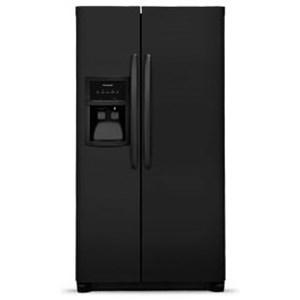 Frigidaire Side-By-Side Refrigerators 22.0 Cu. Ft. Side-by-Side Refrigerator