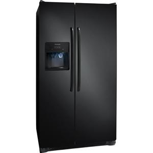Frigidaire Side-By-Side Refrigerators 26 Cu. Ft. Side-by-Side Refrigerator