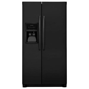 Frigidaire Side-By-Side Refrigerators 25.5 Cu. Ft. Side-by-Side Refrigerator