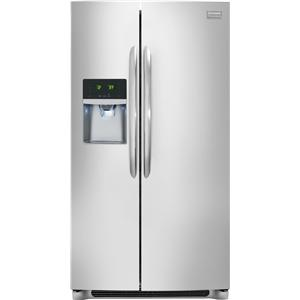 Frigidaire Frigidaire Gallery Refrigerators 23 Cu. Ft. Side-By-Side Refrigerator