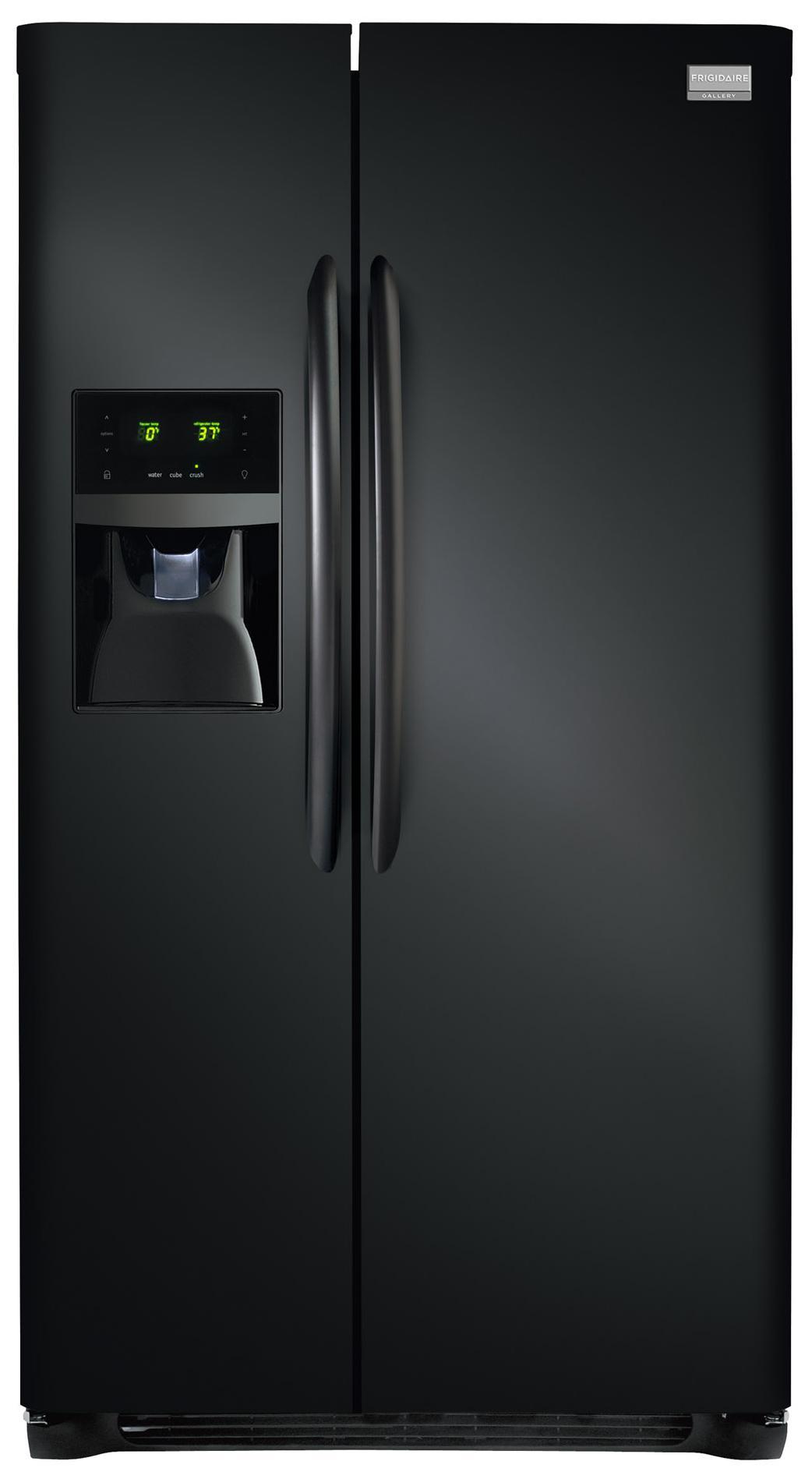 Frigidaire Gallery Refrigerators 26 Cu. Ft. Side-by-Side Refrigerator by Frigidaire at Furniture Fair - North Carolina