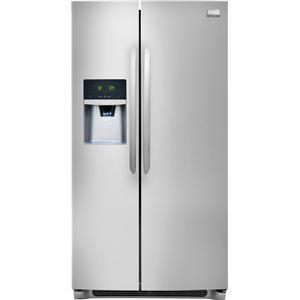 Frigidaire Frigidaire Gallery Refrigerators 26 Cu. Ft. Side-by-Side Refrigerator