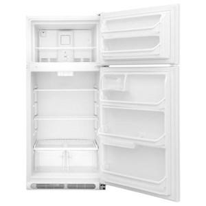 Frigidaire Top Freezer Refrigerators 16.3 Cu. Ft. Top Freezer Refrigerator