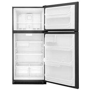 Frigidaire Top Freezer Refrigerators 20.4 Cu. Ft. Top Freezer Refrigerator