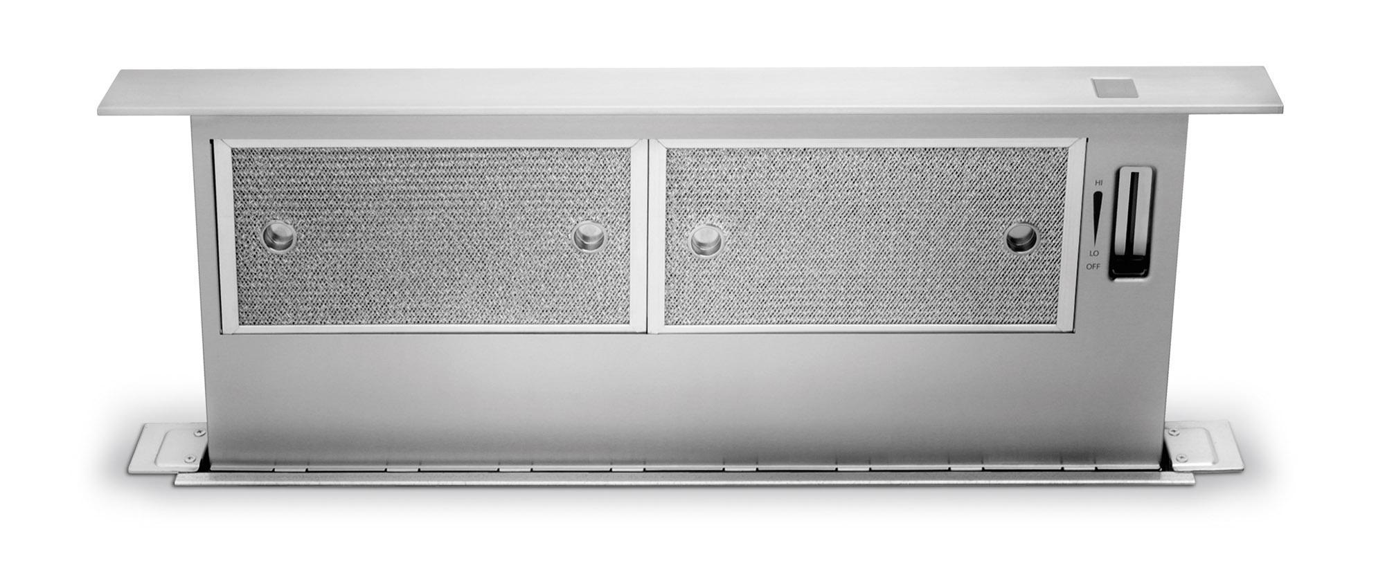 "Ventilation 36"" Downdraft Ventilator  by Frigidaire at Fisher Home Furnishings"