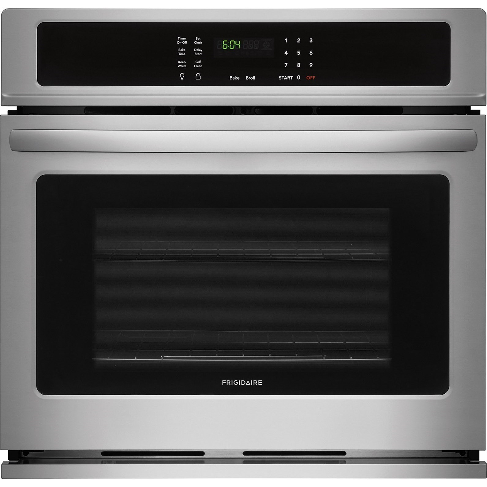 """Electric Wall Ovens 27"""" Single Electric Wall Oven by Frigidaire at Fisher Home Furnishings"""