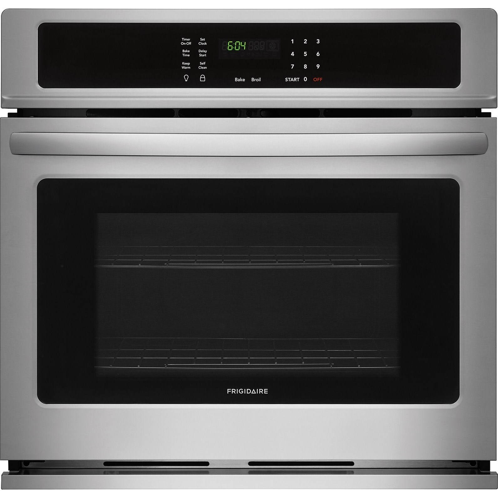"Electric Wall Ovens 30"" Single Electric Wall Oven by Frigidaire at Furniture and ApplianceMart"