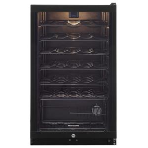 3.9 Cu. Ft. Wine Cooler with 35 Bottle Capacity