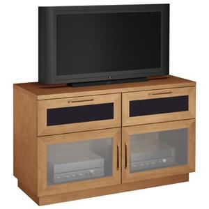 "Furnitech Contemporary 46"" Contemporary TV Entertainment Console"