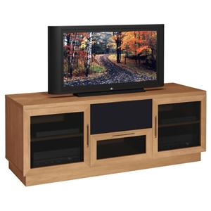 "Furnitech Contemporary 60"" Contemporary TV Entertainment Console"