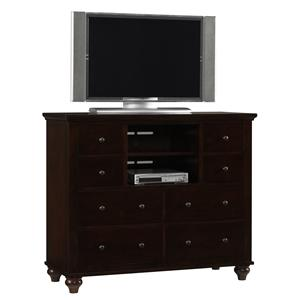 Furniture Brands, Inc. Providence Bedroom Media Chest