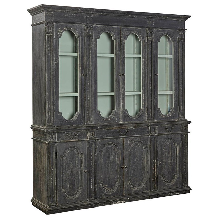 Accents Squires Bookcase by Furniture Classics at Alison Craig Home Furnishings