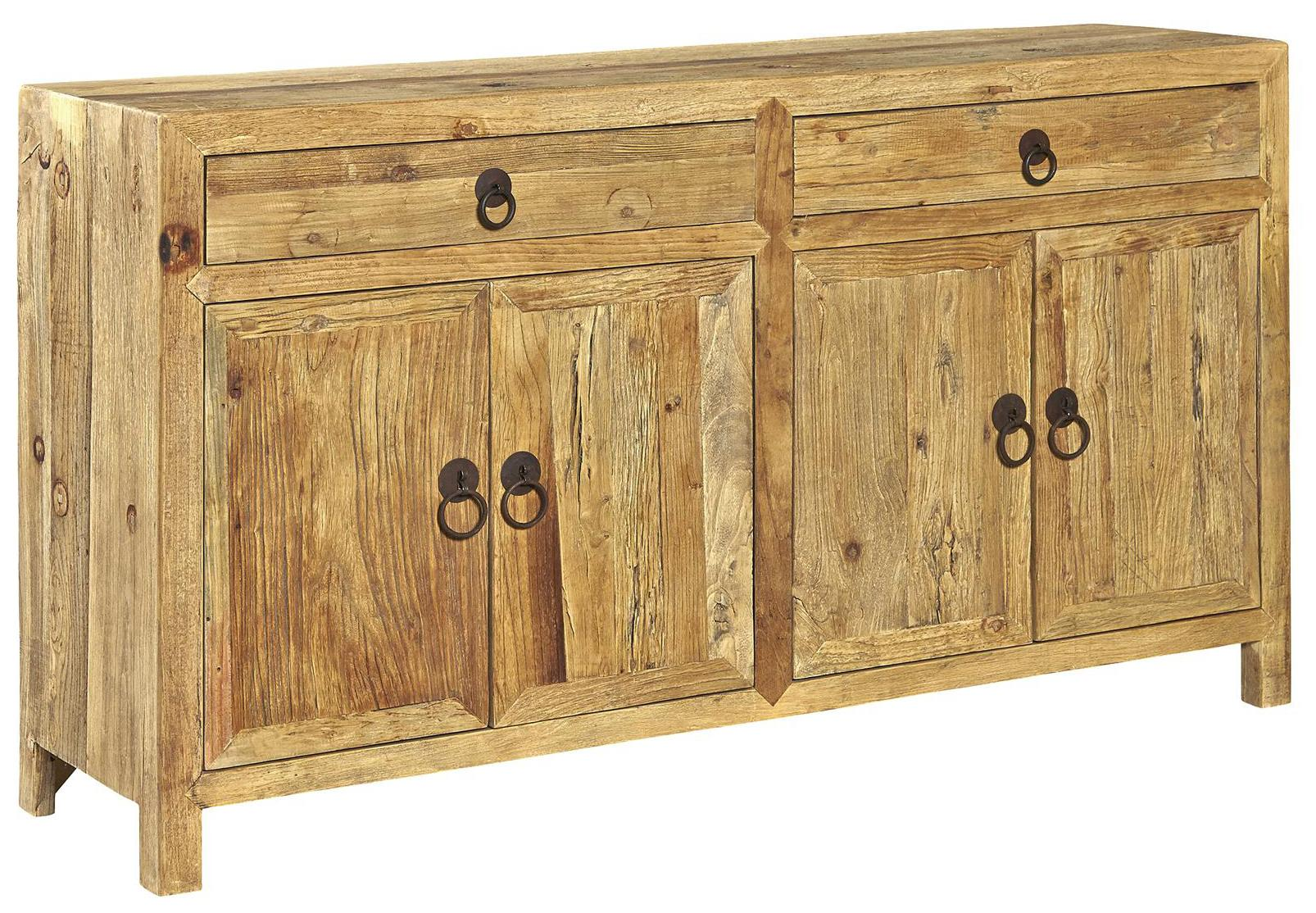 Accents Old Elm Sideboard by Furniture Classics at Alison Craig Home Furnishings