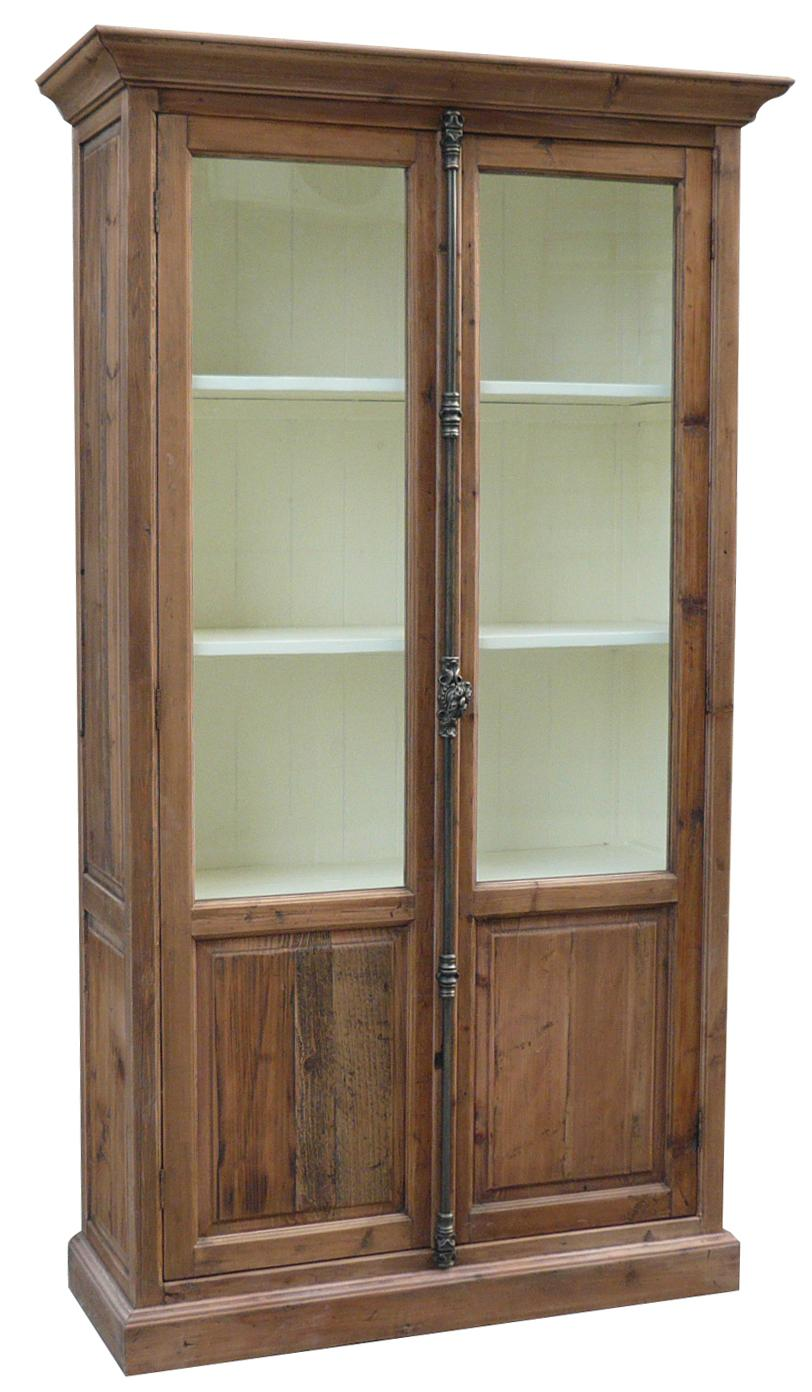 Accents Curio Cabinet by Furniture Classics at Alison Craig Home Furnishings