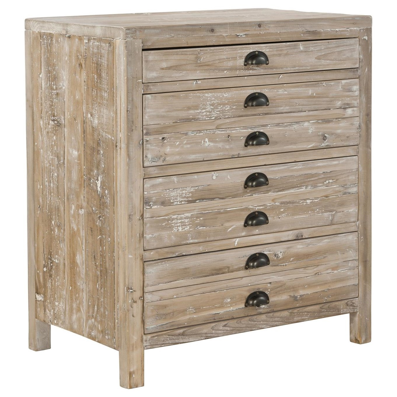 Accents Small Apothecary Chest by Furniture Classics at Alison Craig Home Furnishings