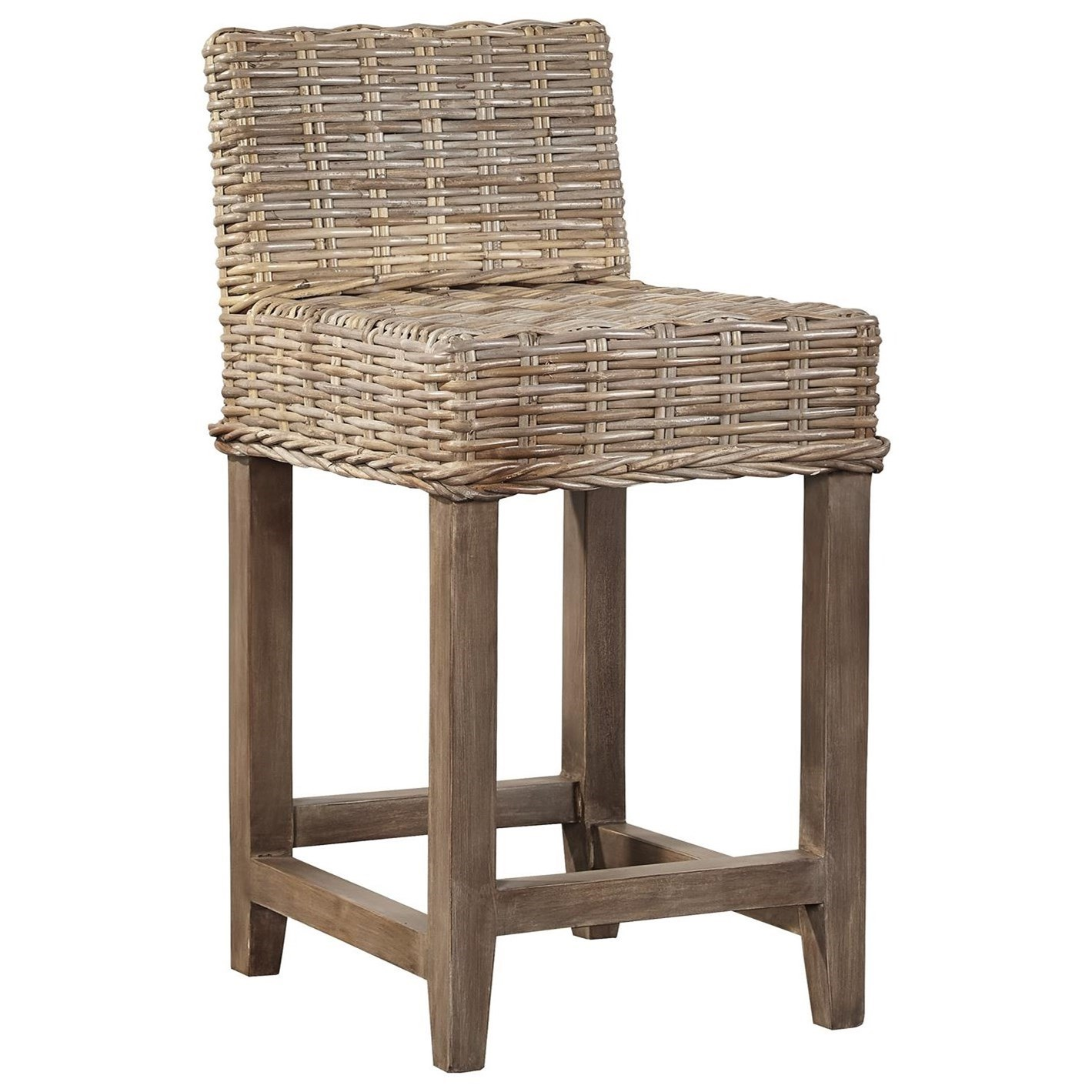 Bar and Counter Stools Baxter Counter Stool by Furniture Classics at Alison Craig Home Furnishings