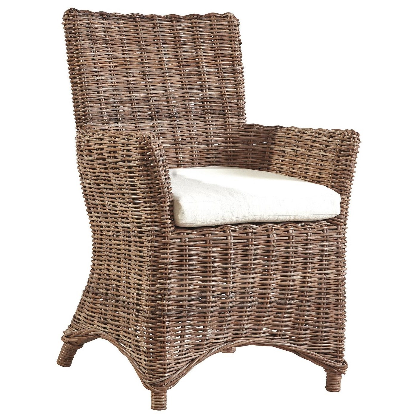 Dining Key Largo Arm Chair by Furniture Classics at Alison Craig Home Furnishings